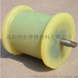 廠家優質供應礦用地滾 聚氨酯耐磨地滾
