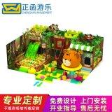 專業淘氣堡生產廠家森林系列室內兒童樂園淘氣堡設備