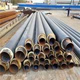 塑套鋼直埋保溫管 DN50/60預製直埋式保溫管佳木斯