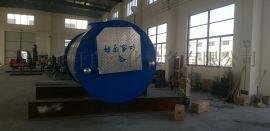 商洛一体化污水提升泵站