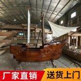 隴南農村裝飾船實木定製價格