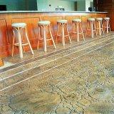 青島藝術壓模地坪壓花地坪施工廠家低價供應材料