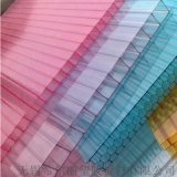 透明阳光板 uv抗紫外阳光板 顶棚采光阳光板