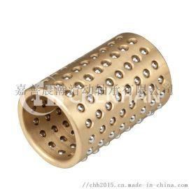 铜基  保持架,塑料滚珠导套,来图定制弹子笼