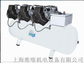 牙科专用空气压缩机一拖二十高品质超静音空压机