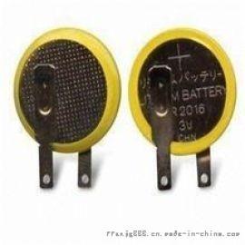 扣式電池引腳的激光焊接工藝