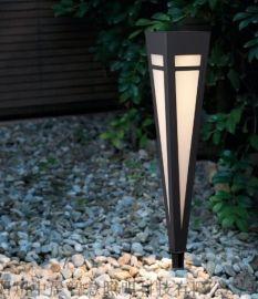 南充户外铝制简约草坪灯 道路防水草坪灯