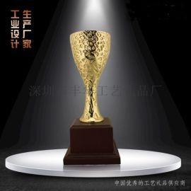 金属奖杯定制创意logo定制团队合金奖杯定做