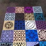 番禺区雕花铝板工艺 平原区造型雕刻镂空铝板