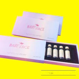 郑州伴手礼盒定做设计 书形翻盖礼品包装盒