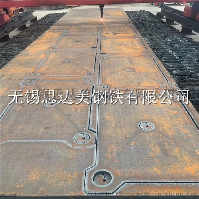 Q345R钢板切割,特厚钢板切割,钢板零割