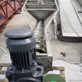 LSSF-260沉砂池螺旋式无轴砂水分离器