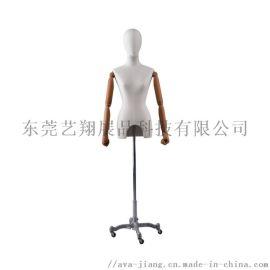 女性模特公仔,艺翔婚纱玻璃钢模特展示道具订做