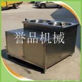 廠家供應雙管液壓灌腸機-香腸加工設備