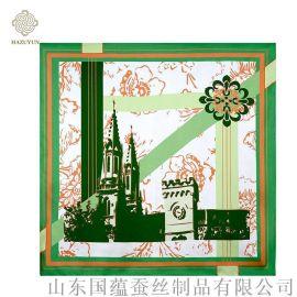国蕴丝绸供应文化旅游礼品定制