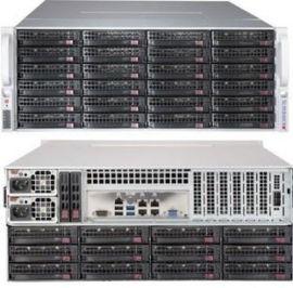 超微847BE1C-R1K28LPB 36盘机箱