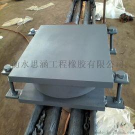 国标固定支座 普通矩形橡胶支座 桥梁减震橡胶支座