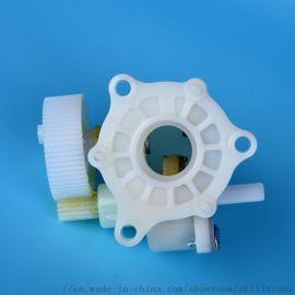 3年质保工业电风扇配件 尾牙箱 塑料齿轮箱