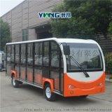 山東濟南8-23座電動旅遊觀光遊覽車看房車廠家直銷