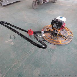双抹盘混凝土地面磨平机 24  混凝土座驾式抹光机