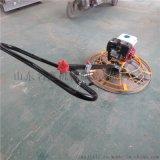 雙抹盤混凝土地面磨平機 24馬力混凝土座駕式抹光機