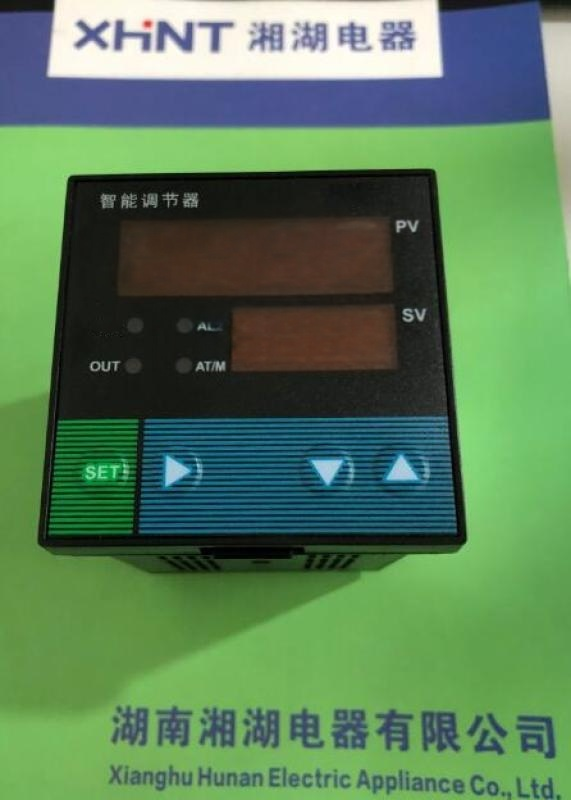 湘湖牌数显温度表BWY-804J 输入:PT100 测量范围0-150°C 输出4-20MA咨询