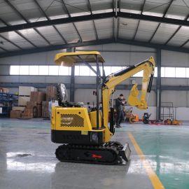 厂家直销微型多功能小挖机 液压挖掘机 小型挖掘机
