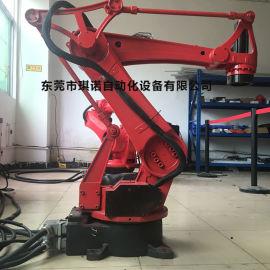 自动化关节机器人 上料抹油冲压机械手