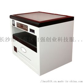 全自动印商标标签的小型不干胶彩印机