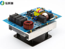 3.5kw電磁加熱控制板 電磁加熱電源板