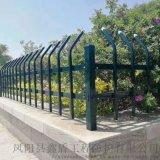 吉林白山園林綠化護欄廠家 周口pvc草坪護欄