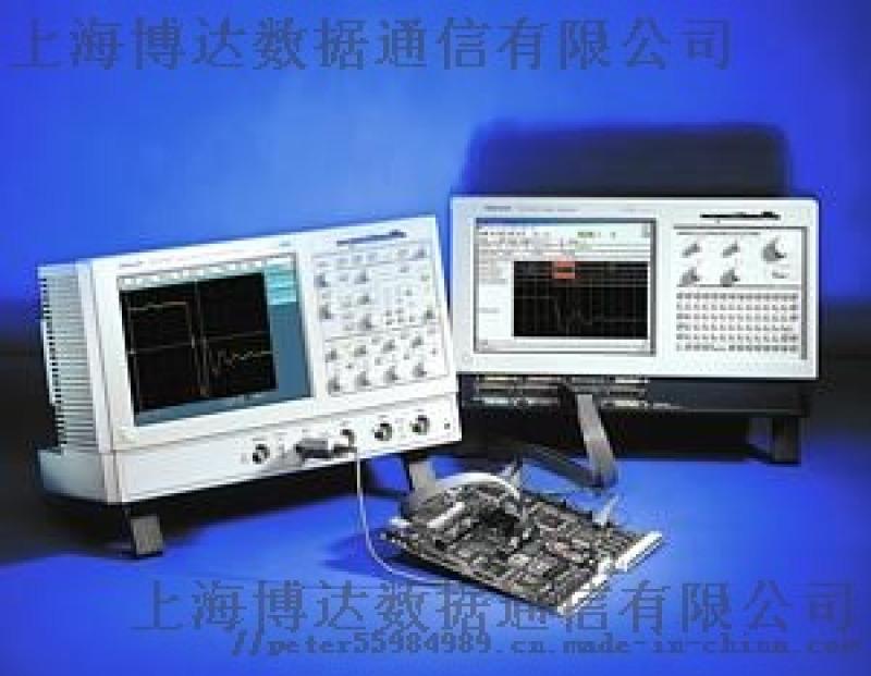 1000M网口测试示波器的使用方法