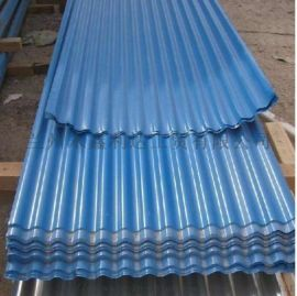 供应甘肃兰州彩钢镀锌板与白银彩钢开平板价格