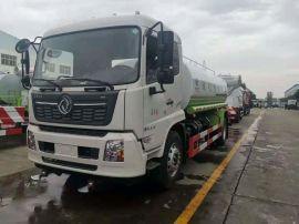 国六东风天锦15吨绿化喷洒车