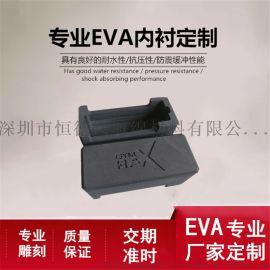 防静电植绒喷绒EVA雕刻内衬