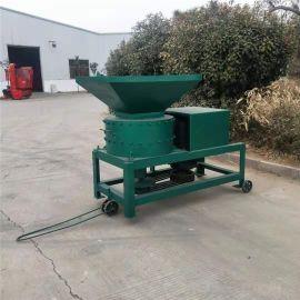 多功能青菜打浆机 高效青草打浆机 青饲料切碎打浆机