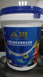 JS聚合物水泥基高分子防水涂料