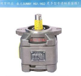 注塑机液压泵桑尼SUNNY齿轮泵HG1-32