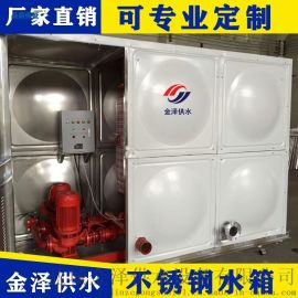 304食品级不锈钢水箱的环保性强