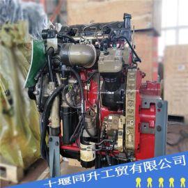 全新福田康明斯ISF3.8电控四缸柴油发动机总成