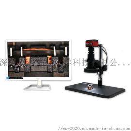 4K高清HDMI高清800万像素视频显微镜