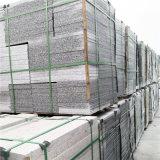 芝麻白火烧面规格板材 g603火烧面铺路板材