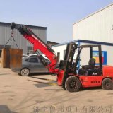 叉车直臂吊厂家 7.5吨叉车飞臂吊