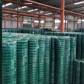 养殖铁丝网 1.2米高绿色铁丝围栏网 厂家直销