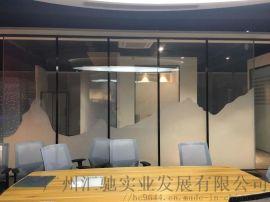 广州汇驰分区调光玻璃 隔断玻璃 艺术玻璃