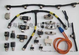 T型三通连接器 上海科迎法T型分线器