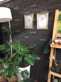上海大尺寸人造石厂家直销背景墙室内外装修材料小岩石