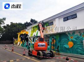 南宁剪叉式高空车出租 机器新 24小时服务