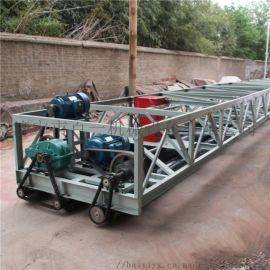 双电机滚筒式摊铺机 9米水泥路面摊铺机