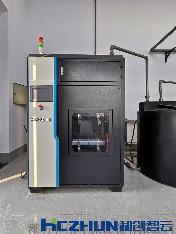 自來水廠消毒處理設備-湖北次氯酸鈉發生器